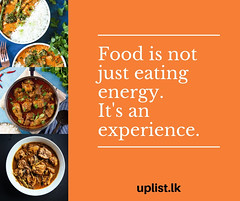 Good food in Srilanka (uplistweb) Tags: good foods best restaurant uplist colombo services srilanka