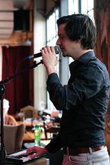 Aarde aan Daan @ #POPEI - 07-04-2019 (PopEi-flickr) Tags: popei klokgebouw300 eindhoven livemuziek livemusic singersongwriters puurliedjes kikimettler aardeaandaan