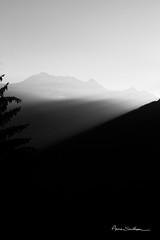 Rayons (Anne Sarthou . Photographie / Projet 365) Tags: courchevel montagne mountain france europe alpes alps alpinisme randonnée panorama panoramique panoramic landscape paysage