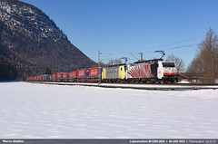 Lokomotion Br189.905 (Marco Stellini) Tags: lokomotion zebra siemens 189 br189 winner spedition bayer es64f4