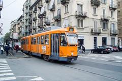 TRN_2893_200410 (Tram Photos) Tags: torino turin tram tramway tranviaria strasenbahn gtt atm seac 2800