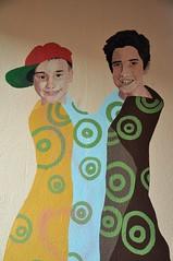 Famalicão (Portugal) - street art (jaime.silva) Tags: famalicão acasaaolado portugal portugalia portugalsko portugália portugalija portugali portugale portugalsk portogallo portugalska portúgal portugāle painting paint spraypaint spraypainting muralpainting spray mural pinturamural streetart streetartist street graffiti graf urban urbanart arteurbana