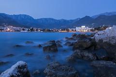 10mm (slavko.kojovic7) Tags: nikon nikonphotography crnagora bar landscape 1020mm nature blue horizont sea night longexposure
