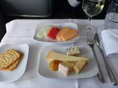 201903085 LH404 FRA-JFK dinner (taigatrommelchen) Tags: 20190414 flyingmeals airplane inflight meal food dinner business dlh lufthansa lh404 b747800 dabyn frajfk