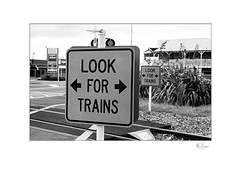 Look for Trains (radspix) Tags: yashica 230af kyocera 2885mm f3545 arista edu ultra 100 pmk pyro