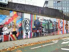 "🎪🚂 ""Circus Train"" - London - [BRITAIN] (Vagabundler) Tags: streetart britain london mural graffiti graffitiart ukgraffiti streetartlondon urbanexploration camden travelphotography📷 urbanart dailygraffiti storyofthestreet streetartiseverywhere vagabundler camdenmarket spraycanart streetphotography streetartistry camdenstreetart graffitiporn wallart streetartglobe streetlandgraffiti graffitiofourworld england graffitiwall globalstreetart grafflife"