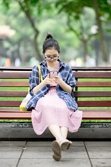 What are you doing ? (Dao Xuan Duong) Tags: hanoi park walk