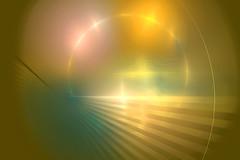 Golden dreams (wjpostma) Tags: goldendreams apophysis7x fractal flame computerart fantasy