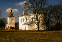 St. Peter and St. Paul's Church (no.sad.tomorrow) Tags: belarus traveling travel trip traveler travelphotography village culture art heritage ruins church religion religious natgeo natgeographic history