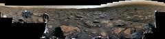 MSL Sol 2072 : Mastcam (TerraForm Mars) Tags: msl jpl nasa mars panorama space solarsystem marssciencelab
