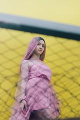 pink yellow (lyllaangel <3) Tags: girl fashion pink yellow summer look lookbook photo photoshoot style девушка лето стиль мода