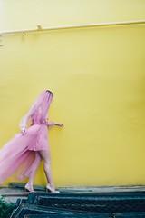 pink yellow (lyllaangel <3) Tags: girl fashion pink yellow summer look lookbook photo photoshoot лето стиль мода девушка style