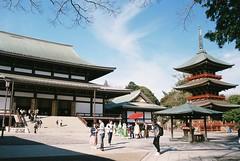 成田山新勝寺 (Zweihänder) Tags: 千葉 成田 寺 japan chiba narita temple pentax lx fa31mmlimited