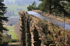 Chatsworth Aqueduct (zeity121) Tags: chatsworth chatsworthhouse standwood derbyshire peakdistrict peak aqueduct water waterfall