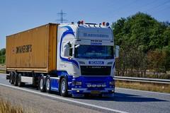 XX12740 (18.07.24, Motorvej 501, Viby J)DSC_6145_Balancer (Lav Ulv) Tags: 256462 r580 v8 topline r6 2015 stigrasmussen container containerships e6 euro6 6x2 scania rseries pgrseries scaniarseries truck truckphoto truckspotter traffic trafik verkehr cabover street road strasse vej commercialvehicles erhvervskøretøjer danmark denmark dänemark danishhauliers danskefirmaer danskevognmænd vehicle køretøj aarhus lkw lastbil lastvogn camion vehicule coe danemark danimarca lorry autocarra danoise vrachtwagen motorway autobahn motorvej vibyj highway hiway autostrada trækker hauler zugmaschine tractorunit tractor artic articulated semi sattelzug auflieger trailer sattelschlepper vogntog oplegger sættevogn