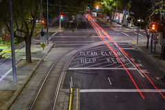 Wavy Light Trails (dcnelson1898) Tags: sacramento sacramentocounty city capital centralvalley california america usa unitedstates