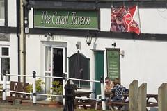 CanalTavern (Tony Tooth) Tags: nikon d7100 nikkor 55300mm tavern pub publichouse inn canalside trentmerseycanal kidsgrove staffs staffordshire
