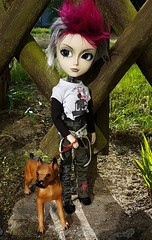 (claudine6677) Tags: taeyang pullip groove doll asian dolls horizon