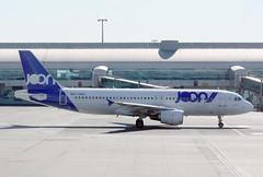 2010 Airbus A320-214 F-HEPC - Air France / Joon - Prague Airport 2019 (anorakin) Tags: 2010 airbus a320 fhepc airfrance joon pragueairport 2019