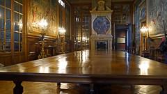 Chantilly, Oise - France (Mic V.) Tags: château de chantilly chateau castle renaissance building architecture french history histoire france oise condé conde prince duke duc bourbon gallerie des cerfs stag stags gallery