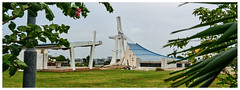 Abidjan Cathedrale 006 (Gilles_Ollivier_GeO) Tags: architecture abidjan sony a7rii cathedrale