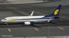 Another one bites the dust indeed...  Jet Airways, has indeed went bust today and will cease ops today. Here is VT-JGR 737-800 seen in better days taxing to the gate at Dubai International Airport  27.1.16 (Yazn Achtar) Tags: subhanallah beautiful beautifulshot beauty beautifulsky beautifulphoto boeing beautifullivery beautifullight beautifulaircraft beautifulbackground photographyatitsbest planespotter planespotting photography photooftheday planes photograhyatitsbest jetairways jet a330 a330200 a332 738 737 737800 amazing nikonphotography salam