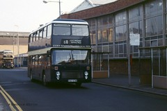 HULL 110690 PAG519W (SIMON A W BEESTON) Tags: hull lombardstreet eyms eastyorkshiremotorservices bristol vrt ecw 519 pag519w