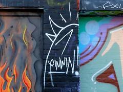 Schuttersveld (oerendhard1) Tags: graffiti streetart urban art rotterdam oerendhard crooswijk schuttersveld pinwin lastplak