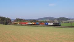 193 xxx / SBB Cargo International - Parsberg (lukasrothmann) Tags: bayern oberpfalz parsberg trains train zug lok containerzug ell vectron sbb cargo international lokomotive 193