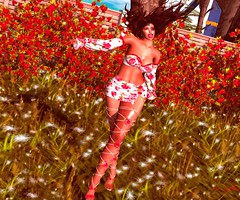 I'm happy ! (Silvia Galtier) Tags: silviagaltier sl jaradnoor bento blog noor nazar alananazareowyn adorsy focusposes decor garden cosmopolitan tableauvivant secondlife deco alananazar