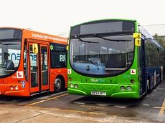 2204 HF54HFT (PD3.) Tags: volvo wright more 2204 hf54hft hf54 hft go ahead goahead group gsc south coast eastleigh hampshire england uk bus buses psv pcv barton park hants dorset bluestar