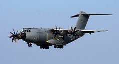 54+07 (PrestwickAirportPhotography) Tags: egpk prestwick airport german air force airbus a400m 5407