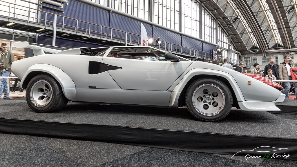 The World S Newest Photos Of Countach And Custom Flickr Hive Mind