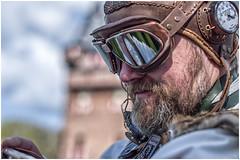 Major theodoricus (Marcel Kramer K3ll) Tags: majortheodoricus elfia haarzuilens reflection glasses pentax marcelkramer steampunk