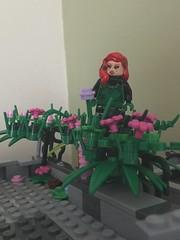 Poison Ivy (Fireflyproduction) Tags: gotham poisonivy dccomics legocustom lego