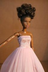 Trying on Pink (darqq_seraphim) Tags: barbie khia barbieinpink 50shadesofpink khiasstory barbiedresses aabarbie blackbarbie blackbarbieinpink aabarbieinpink madetomovebarbie yellowmadetomovebarbie yellowmadetomovebarbieinpink