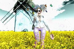 989-feel-the-spring (lindalindalein mayo) Tags: addams carolg ddl elvenelder kustom9 sorgo springflair treschic unik vanityhair sl second life spring fashion style mode blog