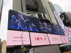 Avengers Endgame Electric Billboard Times Square 6378 (Brechtbug) Tags: avengers endgame steve rogers captain america thor iron man black widow the hulk super soldier marvel shield guardians galaxy comic book hero times square electric billboard movie poster 04172019 theatre holiday ornaments chris evans robert downey jr mark ruffalo hemsworth scarlett johansson 34th street new york city 2019 nyc standee thanos bad guy electronic brie larson carol danvers vers end game