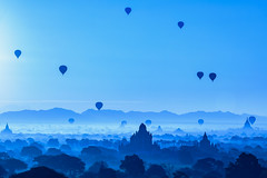 Bagan (Patrick Foto ;)) Tags: adventure air amazing ancient architecture asia attraction background bagan balloons beautiful buddha buddhism buddhist burma culture dawn destination dusk famous fog heritage hot landmark landscape mist misty monastery morning myanmar nature old outdoor over pagoda religion religious sacred scenic silhouette sky stupa sunrise sunset temple tourism travel twilight view mandalayregion