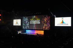 Celebration Stage (Pixiagraphy) Tags: star wars celebration starwarscelebration starwars convention chicago mccormick con