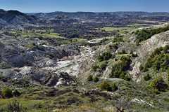 Impressive Views While Walking the Boicourt Trail in Theodore Roosevelt National Park