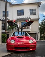 20190417 5DIV Baciami 14 (James Scott S) Tags: boyntonbeach florida unitedstatesofamerica baciami horsepower happy hour cars ferrari corvette c7 canon 5div dusk