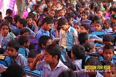 WFABTSRM_0439 (Wisdomforasia) Tags: backtoschool backpacks wisdom for asia wisdomforasia wfam wfamkids wfampictures helpingkids education futureleaders purchasefromindia investinginkids wfa charity