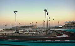 Yas Marina Circuit (french.mamba) Tags: abudhabi uae yas marina circuit yasmarinacircuit racetrack f1 formulaone racecar formula1