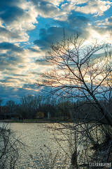 DSC00956 (EverEvolvingStudio) Tags: sony a7ii katherine nature lake palos heights sunset water scenery pond trail