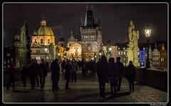 Praha - Prague_Karlův most_Charles bridge_Praha 1 - Staré město_Czechia (ferdahejl) Tags: praha prague karlůvmost charlesbridge praha1 staréměsto czechia