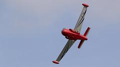 Jet Provost (Bernie Condon) Tags: jetprovost jp jet trainer raf royalairforce military vintage preserved hunting bac
