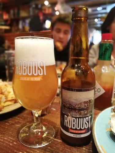 Robuust Blond Bier