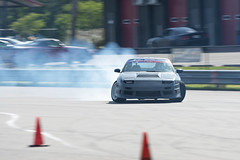 DSC_0729 (Find The Apex) Tags: nolamotorsportspark nodrft drifting drift cars automotive automotivephotography nikon d800 nikond800 nissan 240sx nissan240sx s13