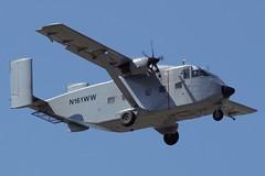 N161WW (LAXSPOTTER97) Tags: n161ww skyvan short 3m400 cn sh1890 sussex skydive llc aviation airport airplane cyxx
